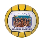 Full Sized Deluxe Water Polo Ball